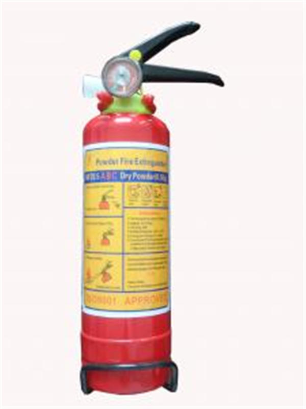 0.5kg ABC dry powder fire extinguisher