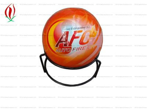 ABC dry powder fire extinguisher ball
